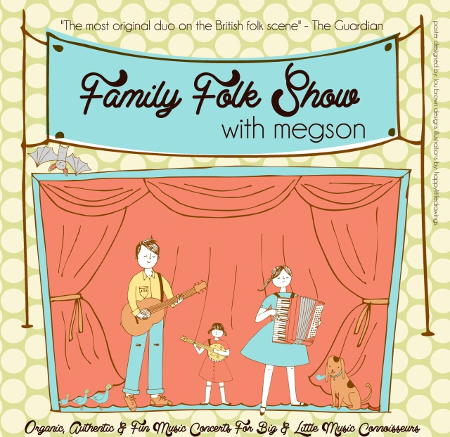 family folk show crop