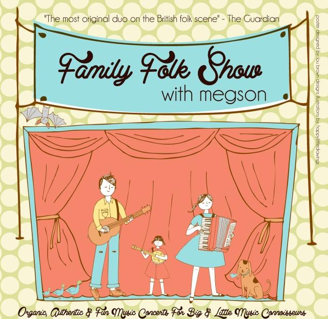 family folk show crop