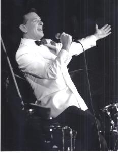 Robert Habermann black and white photo