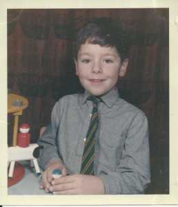 Mark Steel age 7 - low res