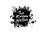 Rubber Wellies logo