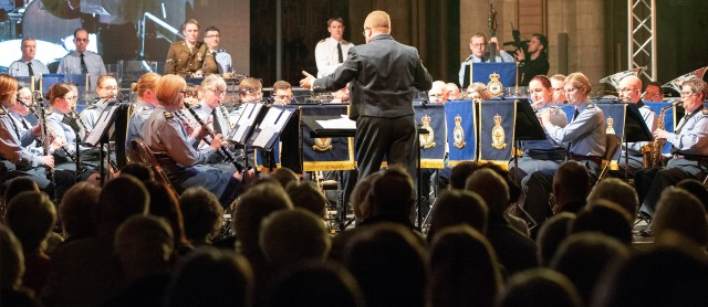 Royal Air Force Wyton Area Voluntary Band and The Central Band P