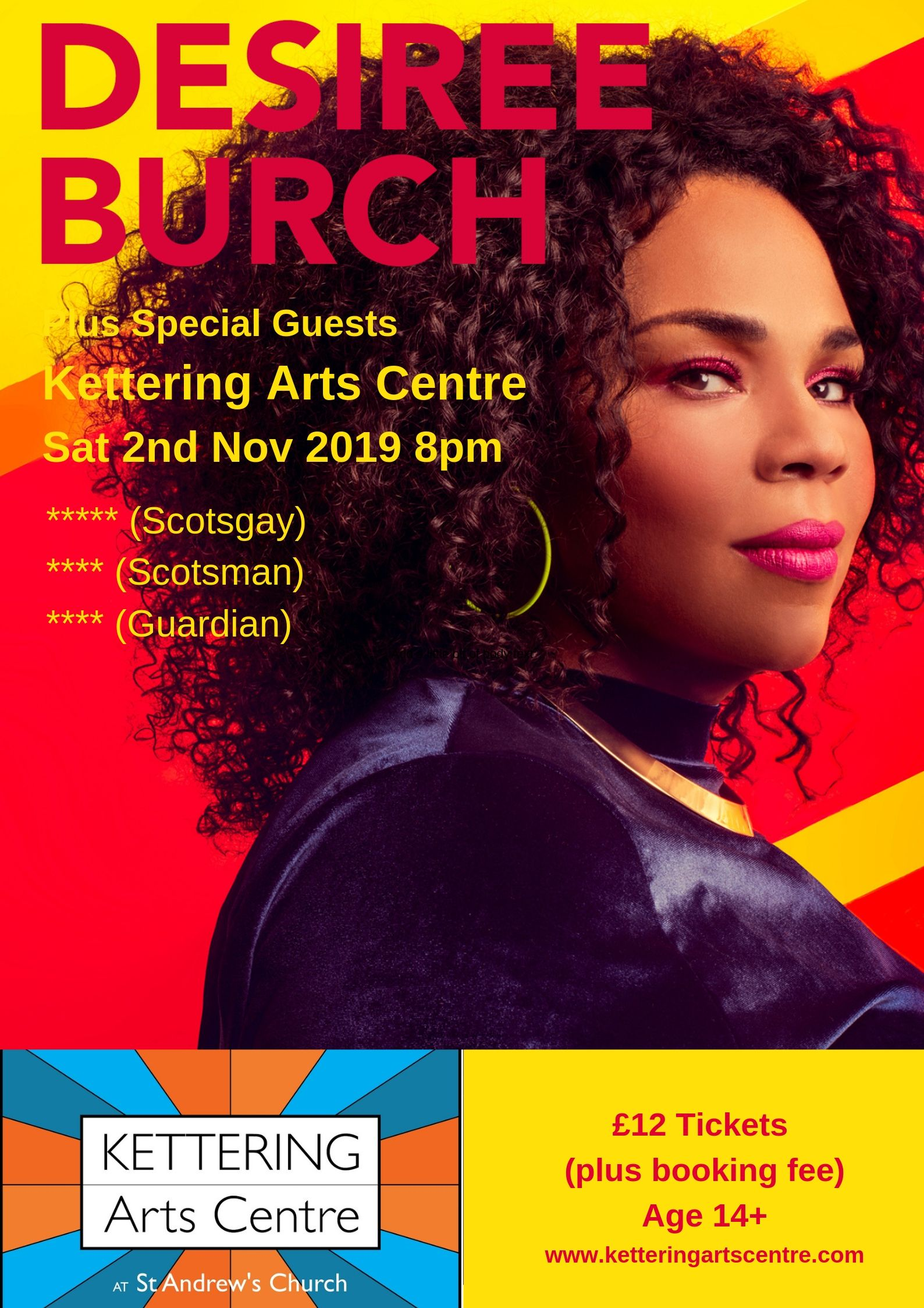 Desiree Burch Poster new