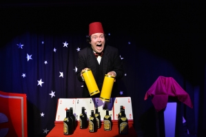 HI RES Just Like That! The Tommy Cooper Show - (c) Steve Ullathorne 1